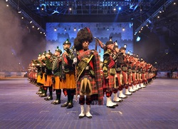 The 2017 Belfast Tattoo picture