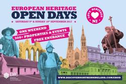 European Heritage Weekend - Discover Ulster Scots Centre picture