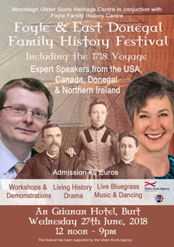 Foyle & East Donegal Family History Festival picture