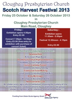 Scotch Harvest Festival, Cloughey picture