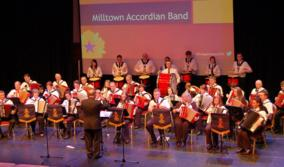 Milltown Accordian Band Gospel Concert image