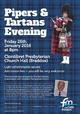 Pipers & Tartans Evening