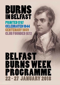 Belfast Burns Week 2018 picture