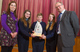 Ulster-Scots Flagship Award Presented to Drumcorrin National School, Monaghan
