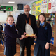 Kingsmill Primary receives Flagship Award