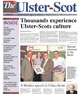 Ulster-Scot Newspaper Update